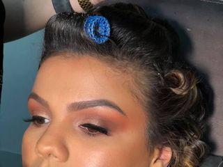 Dani Santos Makeup 2