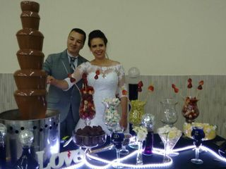 ChocoShow Eventos Cascata de Chocolate 3