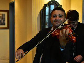 Laio Cosmo Violinista 3