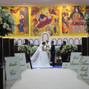 O casamento de Alex P. e Manancial Castelo das Flores 46