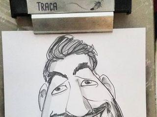 Traça Caricaturas 2