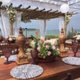 O casamento de Thanizia e Casa do Mar 16