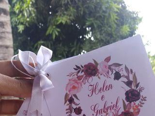 Bella Flor Papelaria Personalizada 1