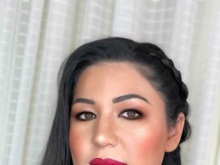 Tassyla Silva Hair Makeup 3