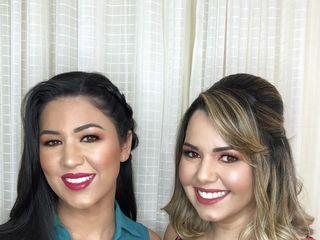 Tassyla Silva Hair Makeup 4
