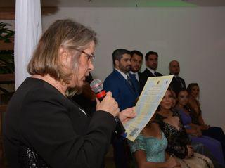 Celebrante e Juiz de Paz Francisco Martins 7