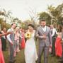 O casamento de Karen e Sítio Green View 35