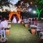O casamento de Lusineia. N. e Bena Eventos Iluminação 15