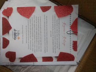 Folha de Outono Convites Personalizados 2