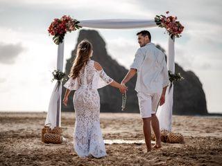 Noivas em Noronha 2