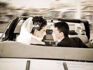Bride's Car 2