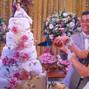 O casamento de Patrícia B. e Bena Eventos Iluminação 55