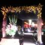 O casamento de Karinna e Bena Eventos Iluminação 124