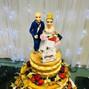 O casamento de Jusandra Martins Vieira e Çara Arte em Biscuit 3
