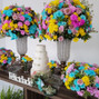 O casamento de Ágata D. e Enzo Ferraz Decorações e Eventos 14