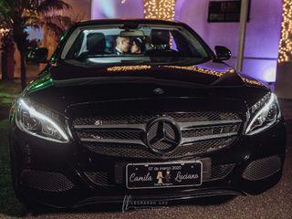 Noiva de Mercedes 1