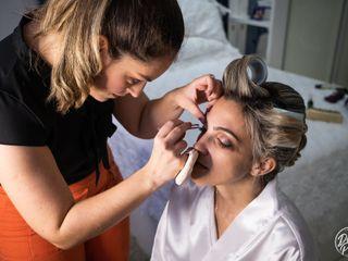 Mariana Lantimant Makeup 2