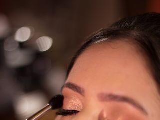 Bruna Gonzaga Maquiagem e Penteado 1