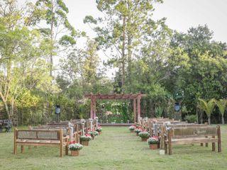 Sítio Babylônia - Jardim de Eventos 7