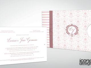 Ícone Design Convites 2