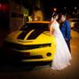 O casamento de Eliane Carvalho e Assis Junior - Camaro amarelo 6
