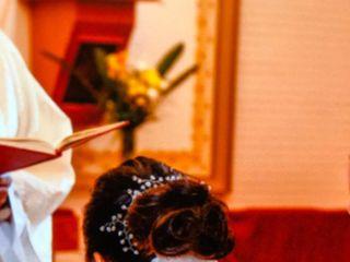 Duas Damas Noivas 4