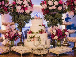 Arco Iris Flores Festas e Decorações 3