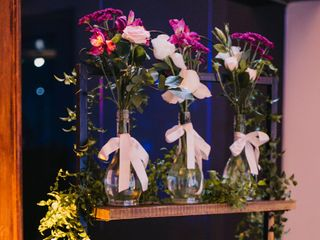 Arco Iris Flores Festas e Decorações 4