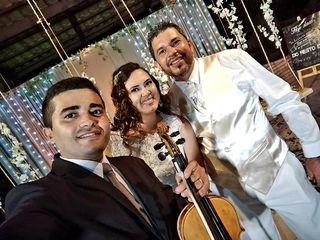 Laio Cosmo Violinista 1