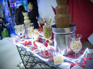 ChocoShow Eventos Cascata de Chocolate 5