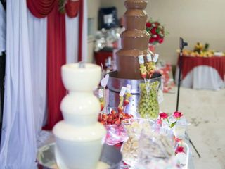 ChocoShow Eventos Cascata de Chocolate 6