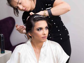 Monica Bianeck Makeup Hair 4