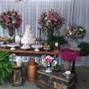 O casamento de aline porfírio e Flores na Varanda 16