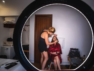 Lina Bianchini Makeup 1