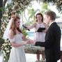 O casamento de Caroline Longhi e Tatiani Führ Celebrante 4