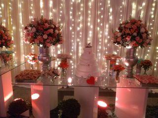 Assessoria de eventos Diamante Rosa 4