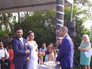 Celebrante e Juiz de Paz Francisco Martins 3
