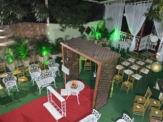 Casa de Festas Festeria 5