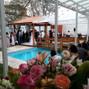 O casamento de Gabrielly Lopes Da Silva e Espaço Aviv 9