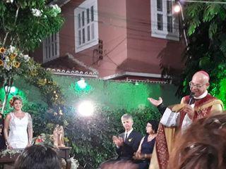 Dom Markos Leal - Celebrante 1