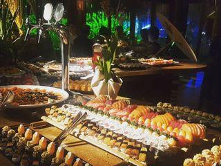 Sushi Eventos Buffet Japonês 5