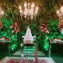 O casamento de Aline F. e Bena Eventos Iluminação 32