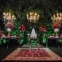 O casamento de Aline F. e Bena Eventos Iluminação 40