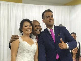 Israel Fernandes - Celebrante de Casamento 1