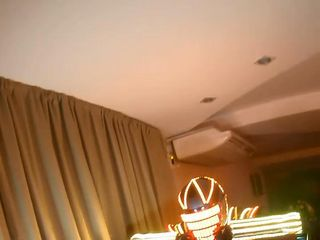 Robô de LED Tático 1