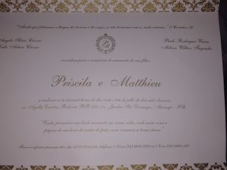 Convites Maranata 3