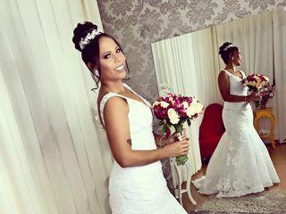 Joelma Gonçalves - dia da noiva 1