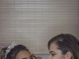 Evelyn Makeup 1