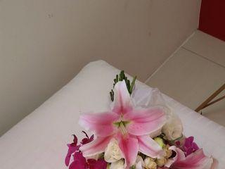 BellaFlor Flores com Arte 1