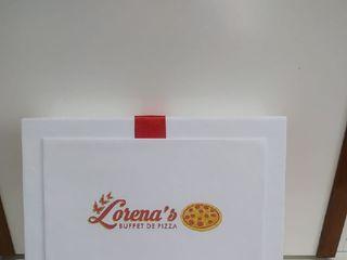Lorena's Buffet de Pizza 2
